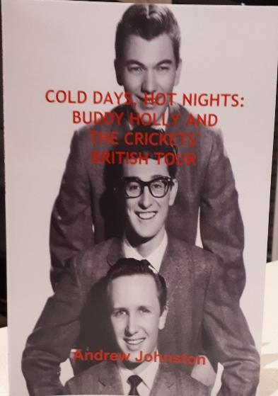 COLD DAYS HOT NIGHTS UK TOUR 1958