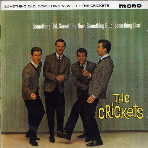 THE CRICKETS - JERRY NAYLOR