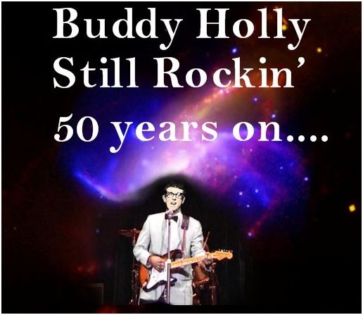 Buddy Holly Still Rockin'