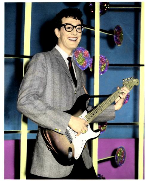 Buddy Holly BBC 1958 UK