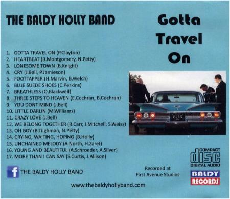 THE BALDY HOLLY BAND