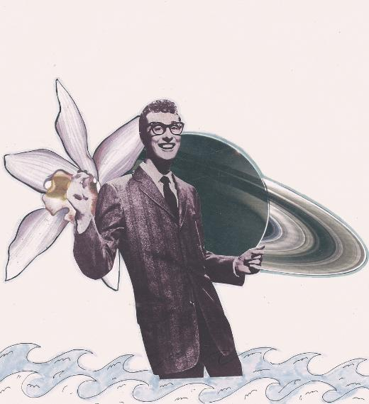 Buddy Holly Poster on fiveprime