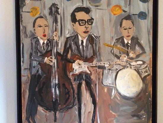 Buddy Holly and The Crickets by Lamar Sorrento