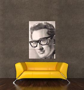 A Buddy Holly Poster Print