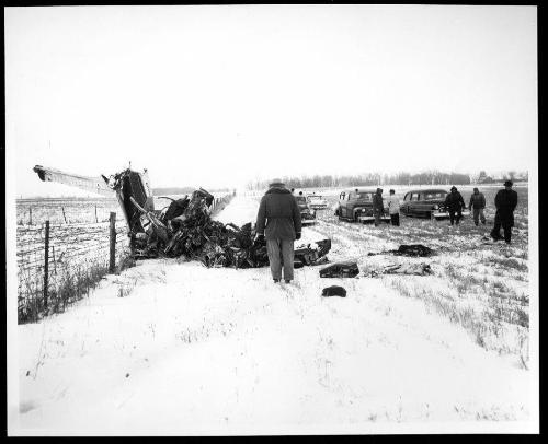 Crash site 4-2-1959