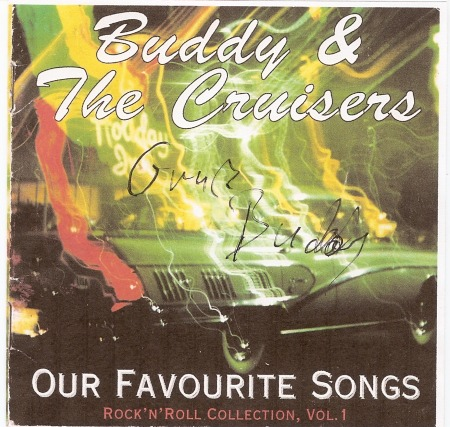 Buddy & The Cruisers Our Favourite Songs Vol. 1