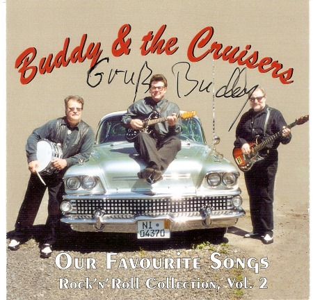 OUR FAVOURITE SONGS Vol.2 - BUDDY & THE CRUISERS