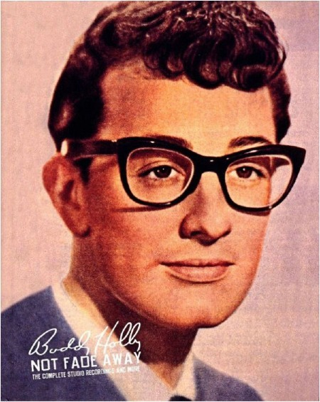BUDDY HOLLY - Not Fade Away 6 CD Box Set 2009