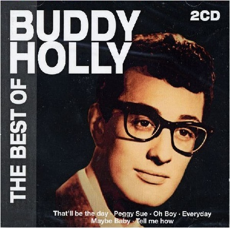 THE BEST OF BUDDY HOLLY 2 CD