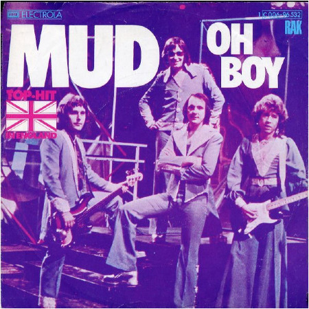 MUD - BUDDY HOLLY COVER SONG - OH BOY