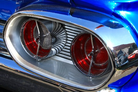 Cadillac Rear Lights