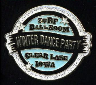 SURF BALLROOM WDP CLEAR LAKE IOWA