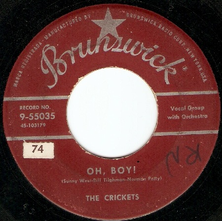 OH BOY 1957