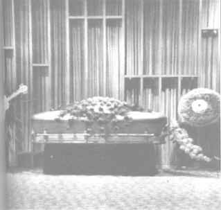 The Big Bopper's Coffin