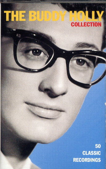 Buddy Holly Cassette