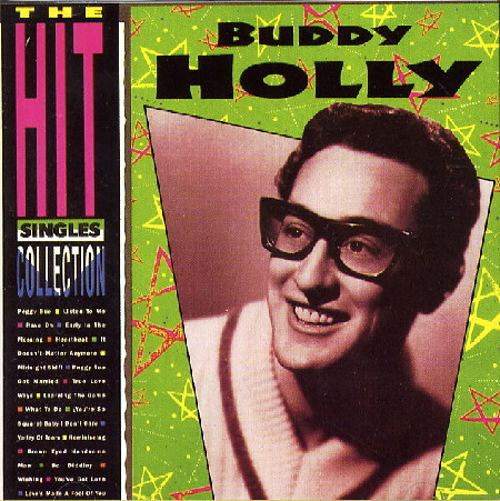 BUDDY HOLLY The Hit Singles Collection
