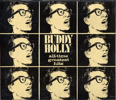 BUDDY HOLLY ALL-TIME GREATEST HITS