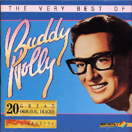 THE VERY BEST OF BUDDY HOLLY - AUSTRALIA