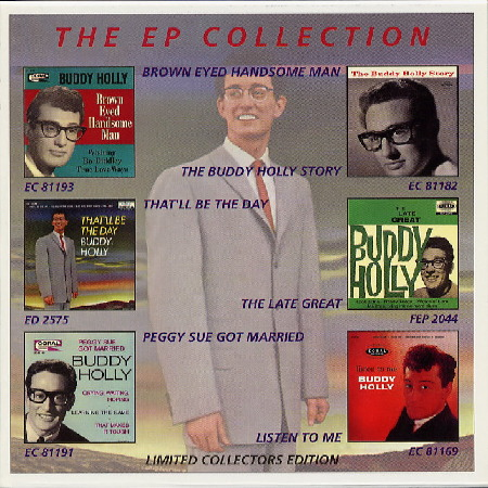 Buddy Holly, THE EP COLLECTION