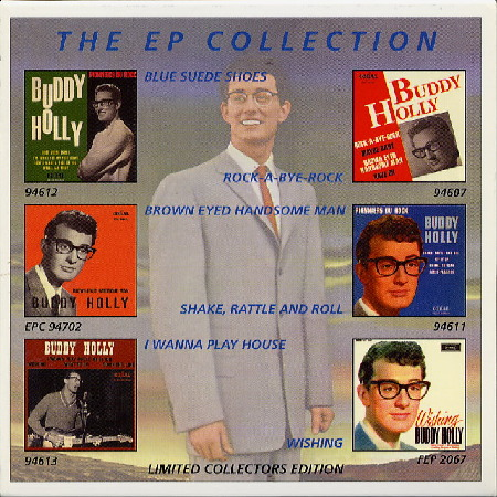 RARE, VOL. 3 BUDDY HOLLY THE EP COLLECTION