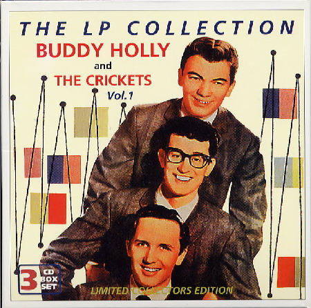 The LP Collection BUDDY HOLLY and THE CRICKETS Vol.1