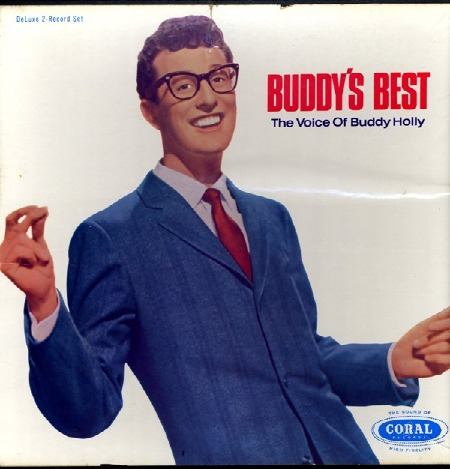 BUDDY'S BEST THE VOICE OF BUDDY HOLLY