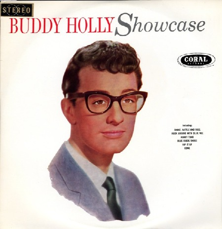 BUDDY HOLLY SHOWCASE - STEREO