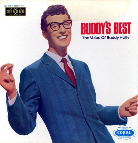 BUDDY'S BEST - The Voice of BUDDY HOLLY