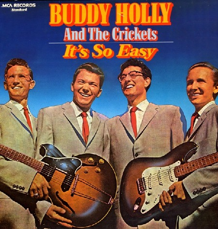 BUDDY HOLLY And The Crickets - It's So Easy