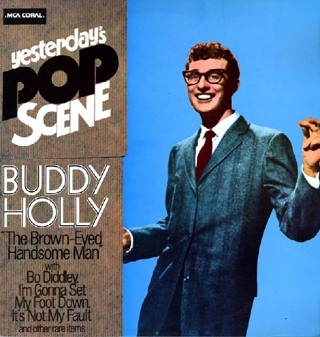 yesterday's POP SCENE - BUDDY HOLLY