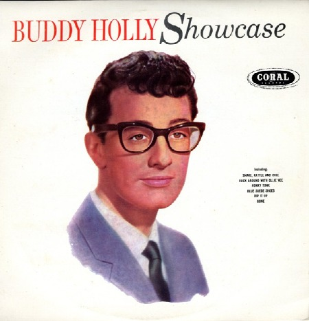 BUDDY HOLLY SHOWCASE