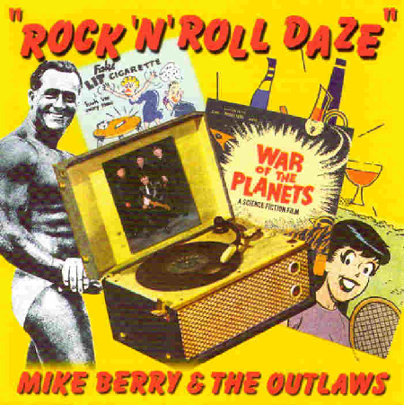 ROCK 'N' ROLL DAZE - MIKE BERRY