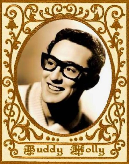 Buddy-Holly-framed
