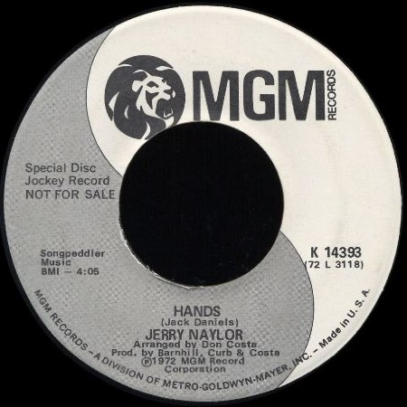 HANDS - Jerry Naylor