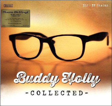 BUDDY HOLLY COLLECTED