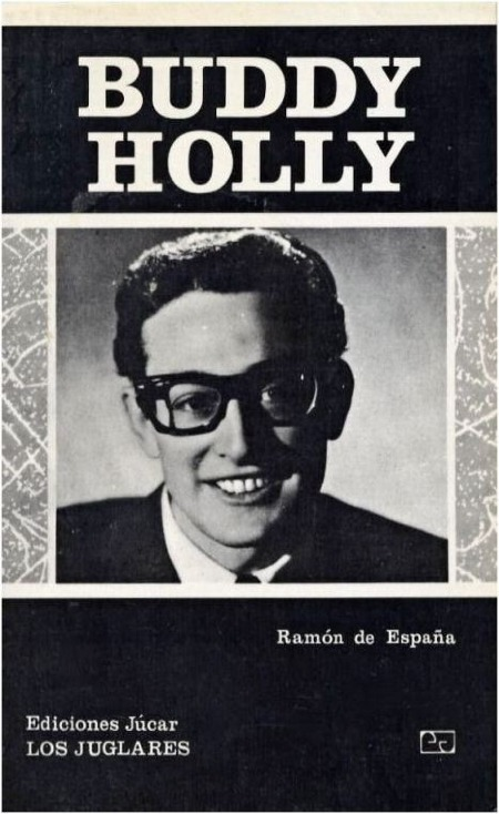 Spanish Buddy Holly Book