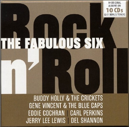 Rock n' Roll - THE FABULOUS SIX