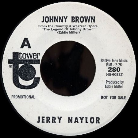 Johnny Brown - JERRY NAYLOR